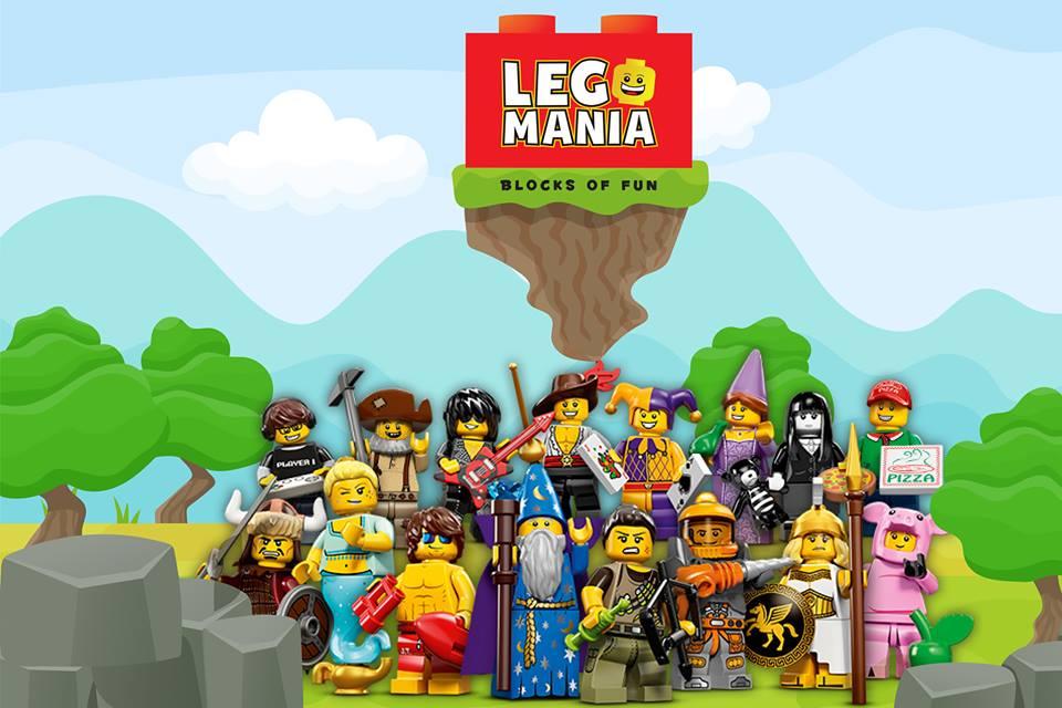 Gallery Lego Art » Lego Mania
