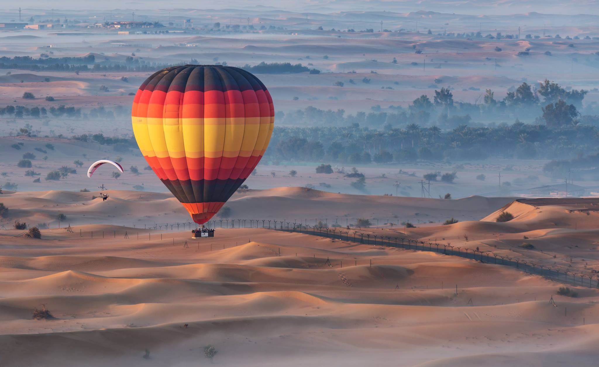 Balloon Adventures Emirates - منطاد الامارات