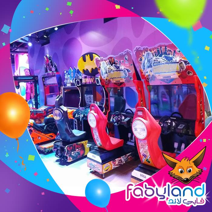 Faby Land فابي لاند  - Dandy Mall