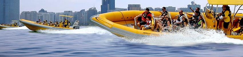 The Yellow Boat - Dubai