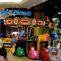 Magic Planet - Mall of Egypt